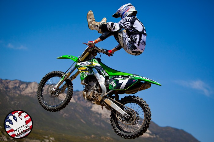 Cahuilla creek, Moto Concepts mechanic
